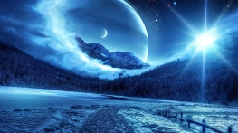 winter_night_mountains_road_planet_fantastic_landscape_79420_1920x1080